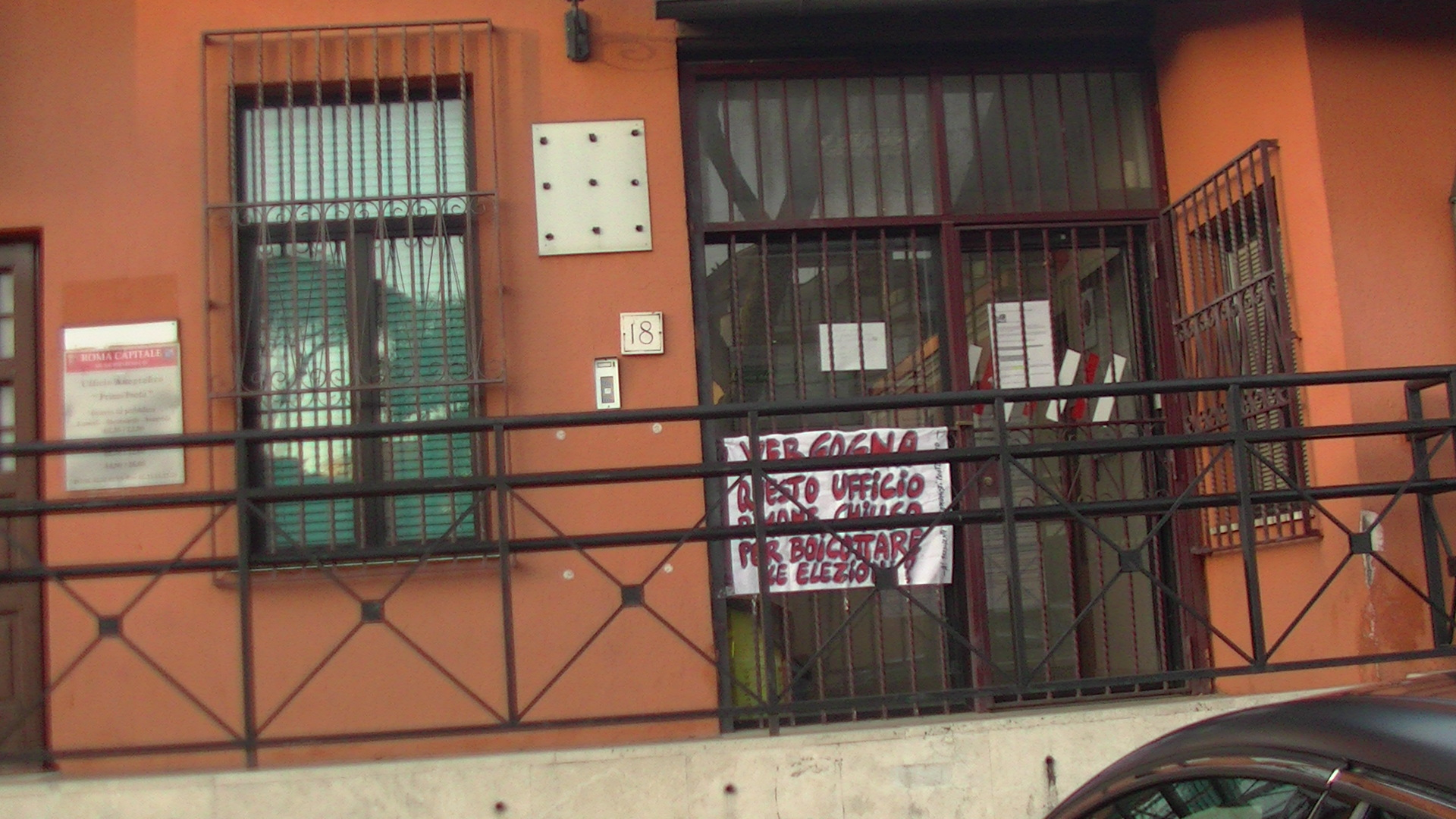 Ufficio elettorale di prima porta chiuso i giorni delle - Ufficio elettorale milano ...