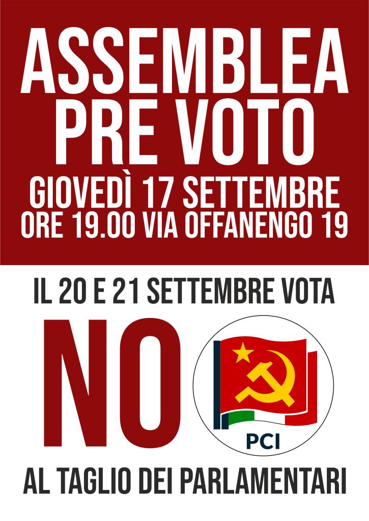 assemblea-no-referendum-taglio-parlamentari-pci